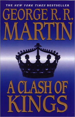 A Clash of Kings Cover