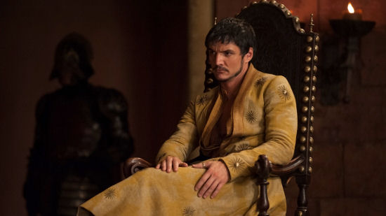 Season four's big star is arguably the Red Viper.