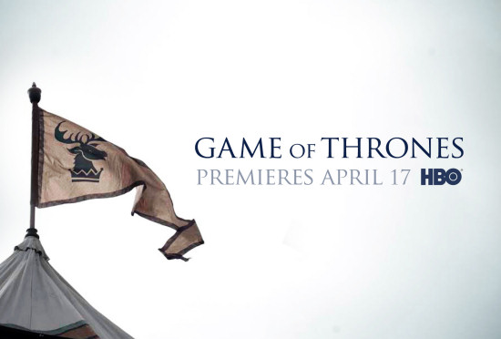 Game of Thrones to premiere April, on HBO